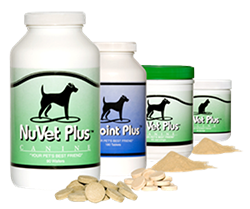 Purchase NuVet Products Here!